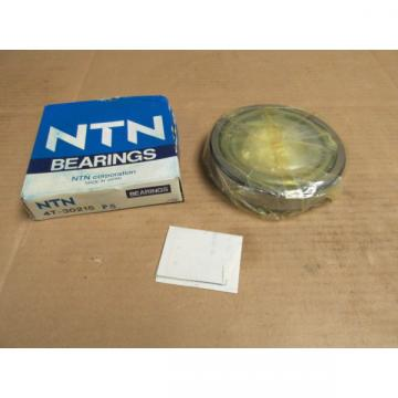 NIB NTN 4T-30215 TAPERED ROLLER BEARING CONECUP SET 4T30215 75mm ID 130mm OD