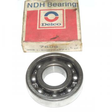 NIB NDH BEARING DELCO 7606 BEARING NACHI 6306 306 1-SH 02947741
