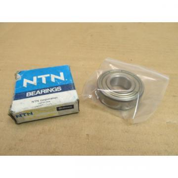 NIB NTN 6204ZZ BEARING METAL SEALED 6204 ZZ 20x47x14 mm