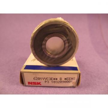 NSK 6201VV C3 6201 VV Deep Groove Roller Bearing