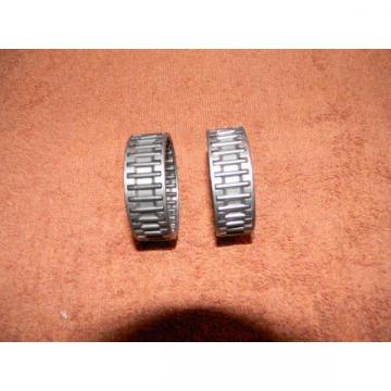 NSK Torrington Needle Roller Bearing Cage Assy. 45x50x17 FWF-455017 (Qty. 2)