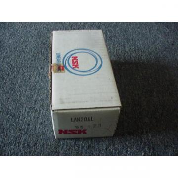 NSK LAN20AL  LY20 LINEAR GUIDE bearing  IN BOX CNC