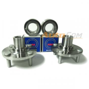 NSK Wheel Bearing wFRONT Hub Set 841-75005 Mitsubishi Lancer ES 4x100 02-05