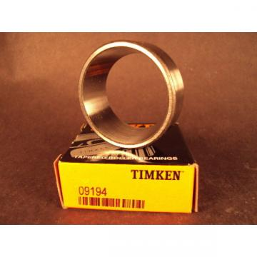 Timken 09194 Tapered Roller Bearing Cup 9194