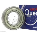 6005ZZE Shielded Nachi Bearing C3 Japan 25x47x12 Ball Bearings 9535