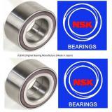 2010-2012 JAGUAR XFR 2007-2012 XK  Rear Wheel Hub Bearing (OEM) NSK (pair)