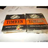 2 Timken Tapered Roller Bearing 362A