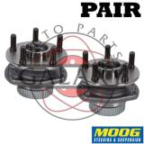 Moog New Rear Hub Bearing Pair For Chrysler Dodge Plymouth Mini-Vans