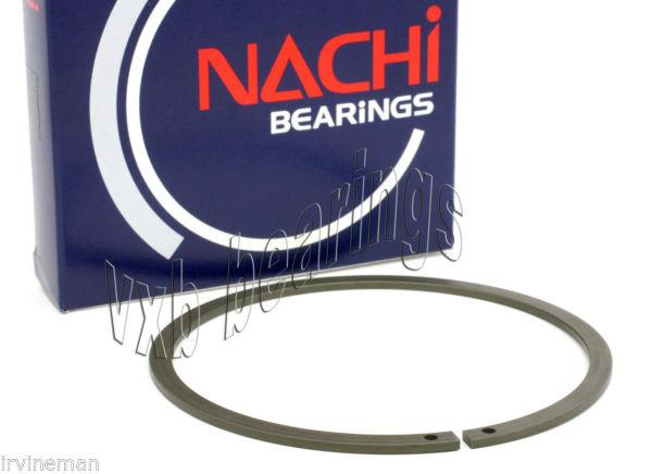WRE170 Nachi Bearing Japan Snap Ring 167x182x2.5 For Sheave  Bearings 14164