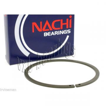 WRE170 Nachi Bearing Japan Snap Ring 167x182x2.5 For Sheave  Bearings 14164