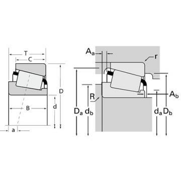 5395/5335 bearing Tapered Roller Bearings