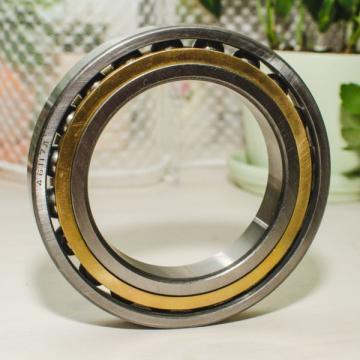 SPZ 6-46117 angular contact bearing brass cage analogue 7017 SKF NTN KOYO